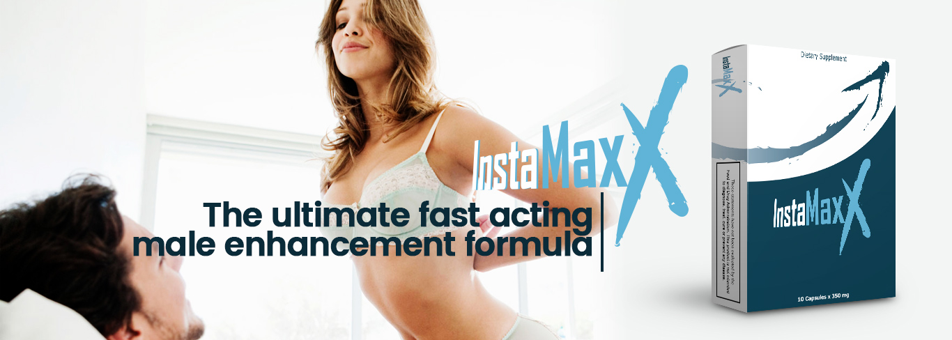VS003 Instamaxx : The Ultimate Man Enhancement (10 pills Per Box)
